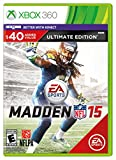 Madden NFL 15 Ultimate Edition - Xbox 360