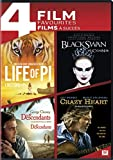 4 Film Favourites: Life of Pi / Black Swan / The Descendants / Crazy Heart