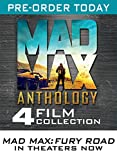 Mad Max Anthology (4-Film Collection) [Blu-ray]
