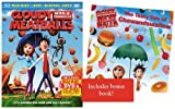 Cloudy with a Chance of Meatballs (Blu-ray + DVD + Digital Copy with Bonus Book)