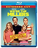 Were the Millers (Blu-ray+DVD+UltraViolet Combo Pack)
