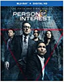 Person of Interest: The Complete Fifth and Final Season (BD) [Blu-ray]